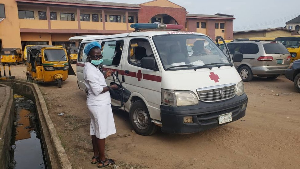 Health worker for Agege centre