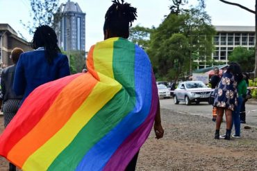 """LGBTQI office in Ghana"" see Police storm location for Accra, raid & close am down"