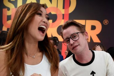 Brenda Song and Macaulay Culkin: How di child stars relationship produce dia pikin