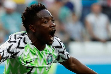 Ahmed Musa: Kano Pillars confam signing of Super Eagles captain