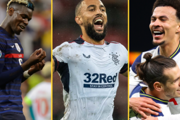 Uefa goal of the season: Pogba, Alli & Roofe get nomination for best goal