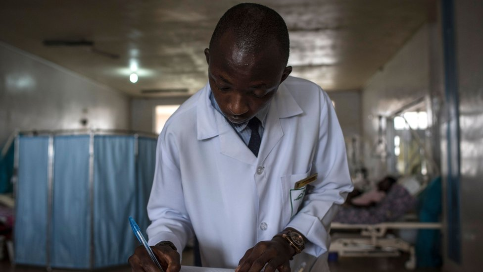 Doctors for work for Nigeria